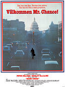 Välkommen Mr Chance 1980 poster Peter Sellers