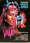 Vamp 1986 poster Grace Jones Richard Wenk