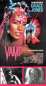 Vamp 1986 poster Chris Makepeace Richard Wenk