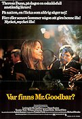Var finns Mr Goodbar 1977 poster Diane Keaton Richard Brooks