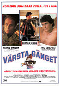 Värsta gänget 1989 poster Tom Berenger David S Ward