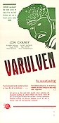 Varulven 1943 poster Lon Chaney