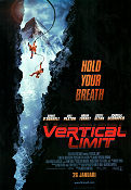 Vertical Limit 2000 poster Chris O´Donnell