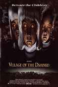 Village of the Damned Poster 68x102cm USA RO original