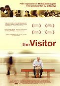 The Visitor 2007 poster Richard Jenkins Tom McCarthy