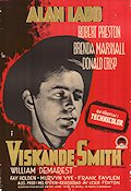 Viskande Smith Poster 70x100cm GD original