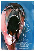 The Wall 1982 poster Pink Floyd Alan Parker