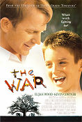The War 1994 poster Elijah Wood