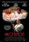 The War of the Roses Poster 70x100cm RO original