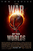 War of the Worlds 2005 poster Tom Cruise Steven Spielberg