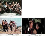 The Warriors 1979 lobbykort Michael Beck Walter Hill