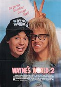 Wayne's World 2 Poster 70x100cm RO original