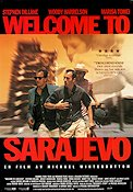 Welcome to Sarajevo 1997 poster Stephen Dillane Michael Winterbottom