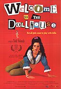 Welcome to the Dollhouse 1995 poster Heather Matarazzo Todd Solondz