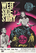 West Side Story Poster 70x100cm FN original