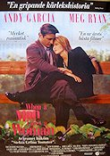 When a Man Loves a Woman 1994 poster Andy Garcia