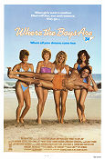 Where the Boys Are 1984 poster Lisa Hartman Hy Averback