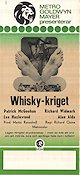 Whisky-kriget 1971 poster Lee Hazelwood