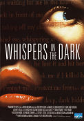 Whispers in the Dark 1992 poster Annabella Sciorra Christopher Crowe