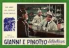 Who Done It Poster 66x47cm Italy FN original