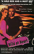 Wild At Heart 1990 Filmaffisch Nicolas Cage David Lynch