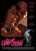 Wild Orchid 1990 poster Mickey Rourke Zalman King