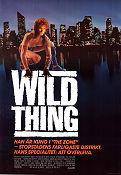Wild Thing 1987 poster Rob Knepper