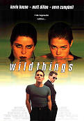 Wild Things 1998 poster Kevin Bacon