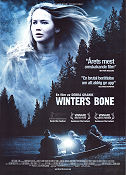 Winter´s Bone 2010 poster Jennifer Lawrence Debra Granik