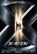 X-Men Poster 70x100cm FN folded original