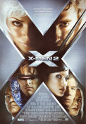 X-Men 2 Poster 70x100cm RO original