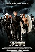 X-Men The Last Stand Poster 70x100cm RO original