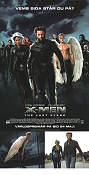 X-Men The Last Stand Poster 30x70cm Mint original