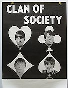 Clan of Society 1967 affisch