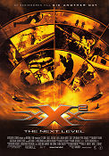 XXX2: The Next Level 2005 poster Ice Cube