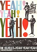 Yeah Yeah Yeah Poster 64x85cm Germany NM original