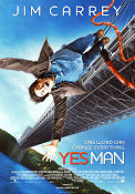Yes Man 2008 poster Jim Carrey Peyton Reed