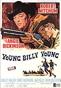 Young Billy Young 1969 poster Robert Mitchum