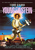 Young Einstein 1989 poster Yahoo Serious