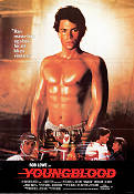 Youngblood 1986 poster Rob Lowe Peter Markle