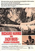 Zach Bass 1971 poster Richard Harris
